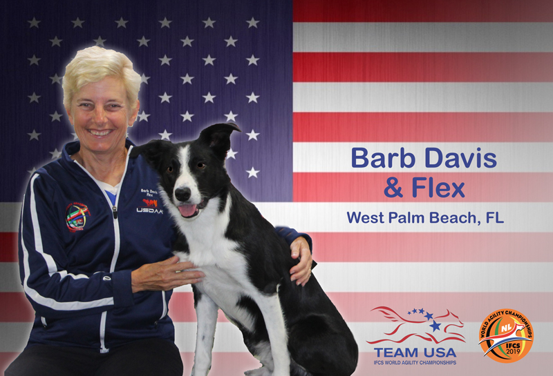 Meet the Team: Barb Davis and Flex