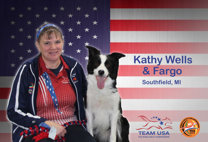 Meet the Team: Kathy Wells and Fargo