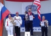 Biathlon – Toy Division. Andy and Crackers Gold. Ivette and Zip Bronze