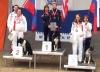 Biathlon World Agility Champions-Maxi