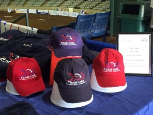 IFCS Team USA Caps purchase