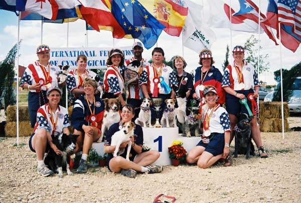 2004 IFCS World Champion Team in Spain
